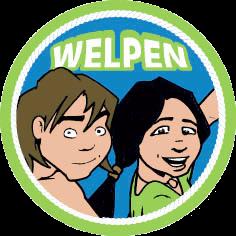 Welpen-badge